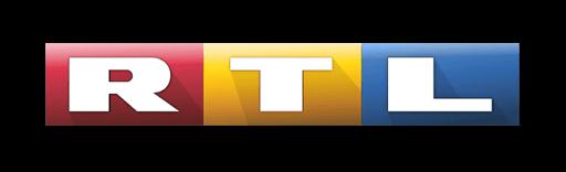 Logo des Fernsehsenders RTL Television