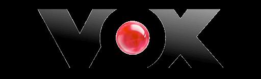 Logo des Fernsehkanals VOX