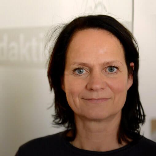 Geschäftsführerin des Kölner Synchronstudios DBG - Die Bildgestalten